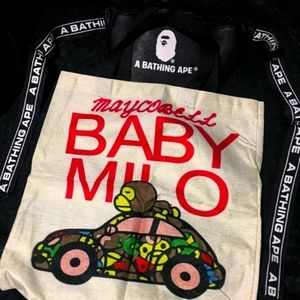 Baby Milo BapeBag
